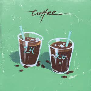 《咖啡(LH x KW)》 - 鹿晗/吴亦凡